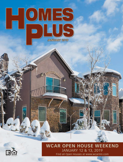 Homes Plus - January 2019