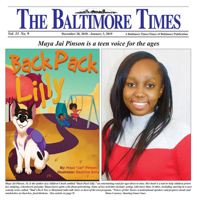 Baltimore Times - Dec 28, 2018