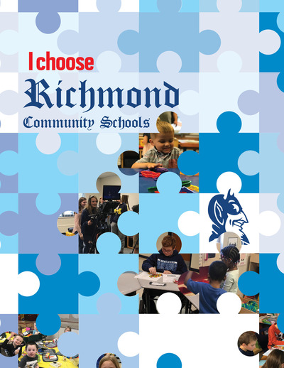 Macomb Daily - Special Sections - I Choose Richmond Community Schools