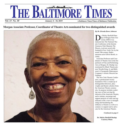 Baltimore Times - Jan 4, 2019