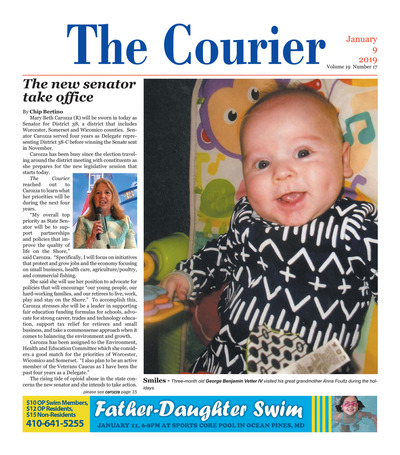 Delmarva Courier - Jan 9, 2019