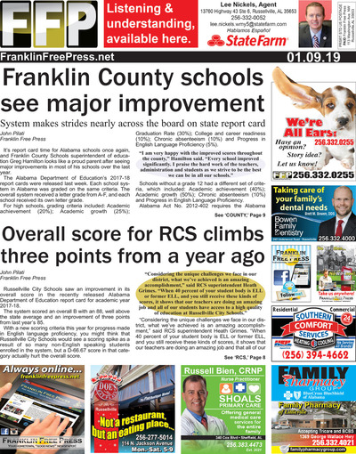 Franklin Free Press - Jan 9, 2019