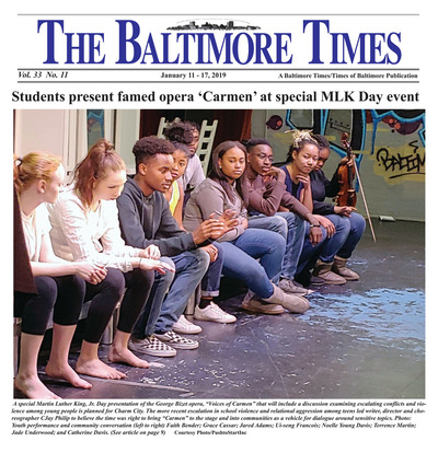 Baltimore Times - Jan 11, 2019