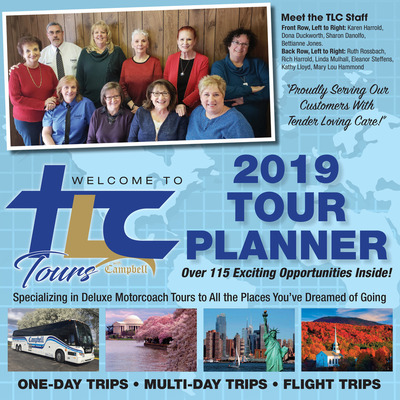 Morning Journal - Special Sections - TLC Tour Planner - 2019