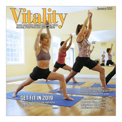 Macomb Daily - Special Sections - Vitality - January 2019
