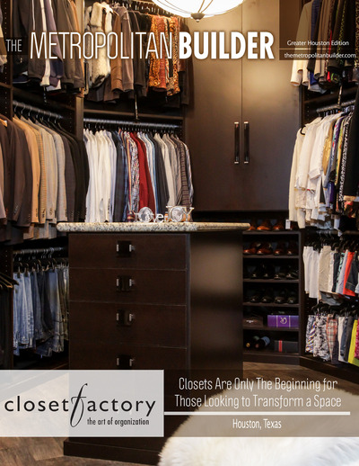 Metropolitan Builder - Inside Showcase - Inside Showcase - Closet Factory