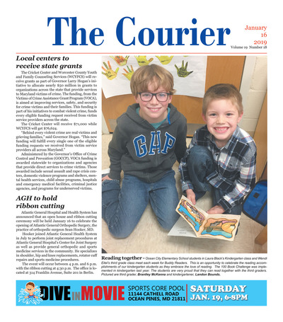 Delmarva Courier - Jan 16, 2019