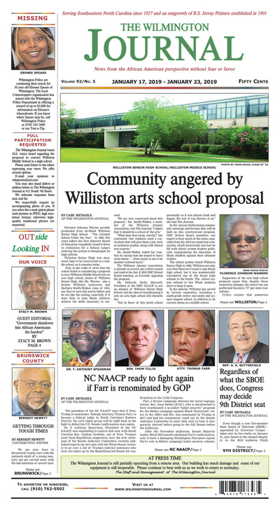 Wilmington Journal - Jan 17, 2019