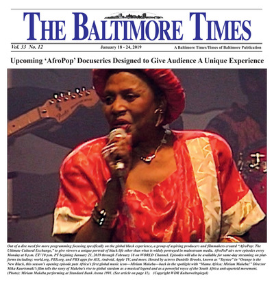 Baltimore Times - Jan 18, 2019