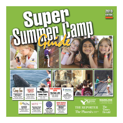 Montgomery Media - Special Sections - Super Summer Camp Guide 2019