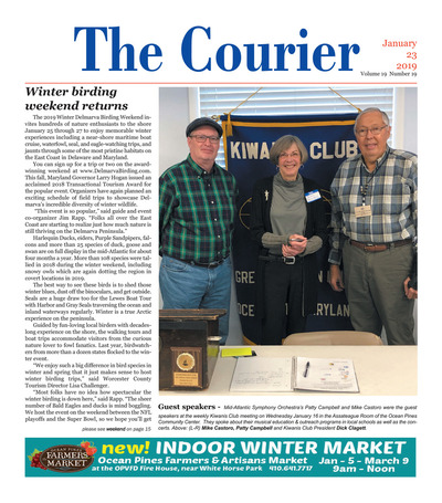 Delmarva Courier - Jan 23, 2019