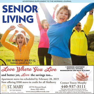 Morning Journal - Special Sections - Senior Living