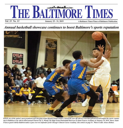 Baltimore Times - Jan 25, 2019