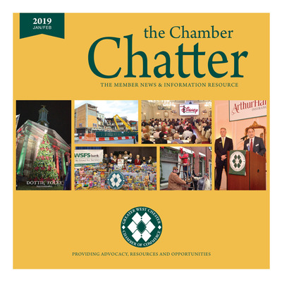 Daily Local - Special Sections - Chamber Chatter Jan - Feb 2019