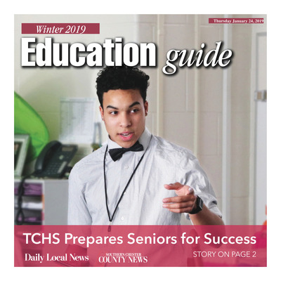 Daily Local - Special Sections - Winter Education Guide - 2019