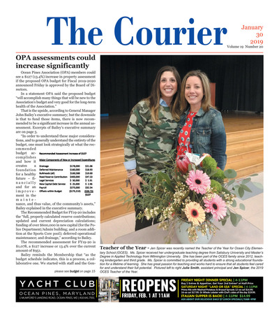 Delmarva Courier - Jan 30, 2019