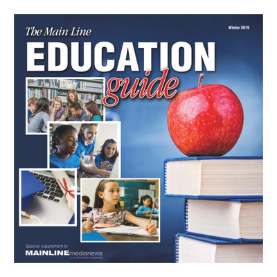Mainline Media News Special Sections - 2019 Winter Education Guide