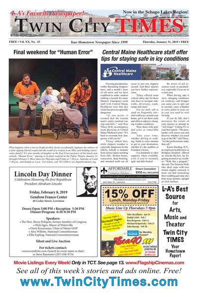 Twin City Times - Jan 31, 2019