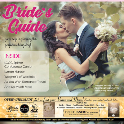 Morning Journal - Special Sections - Bride's Guide