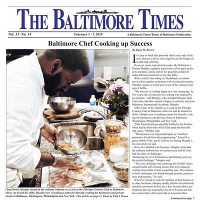 Baltimore Times - Feb 1, 2019