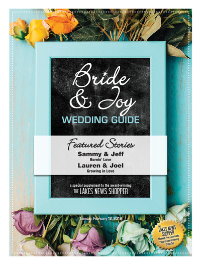Lakes News Shopper - Bride & Joy Wedding Guide