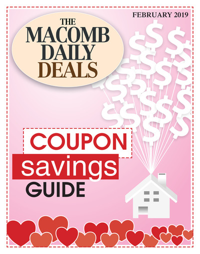 Macomb Daily - Special Sections - Coupon Savings Guide