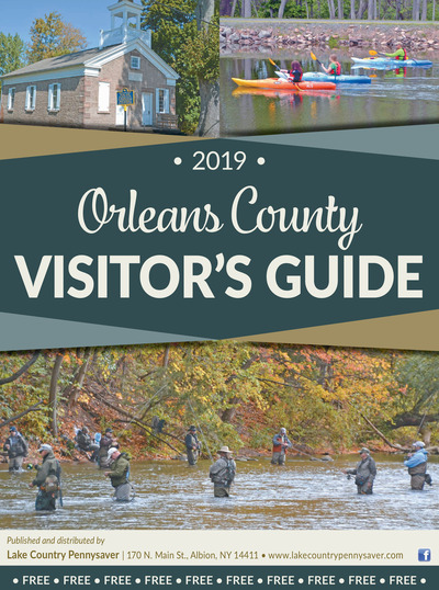 Lake Country Pennysaver - 2019 Visitors Guide