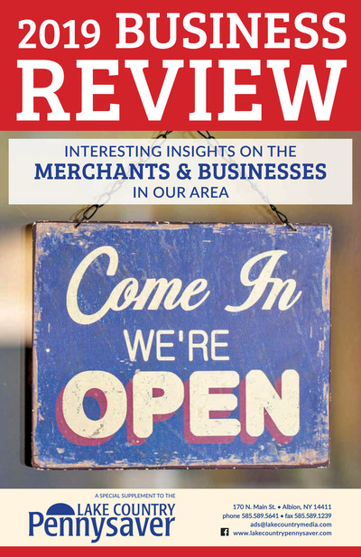 Lake Country Pennysaver - 2019 Business Review