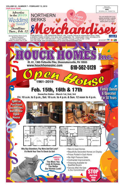 Northern Berks Merchandiser - Feb 13, 2019