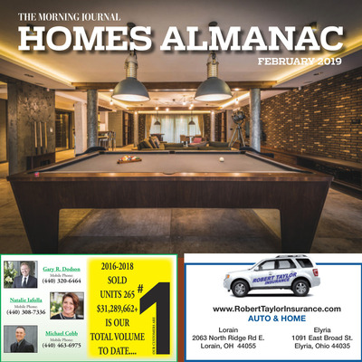 Morning Journal - Special Sections - Homes Almanac - February 2019