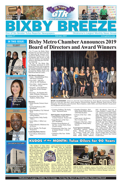 Bixby Breeze - February 2019