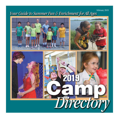 Montgomery Media - Special Sections - 2019 Camp Directory