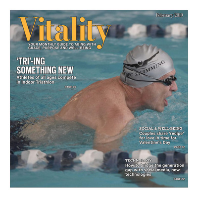 Macomb Daily - Special Sections - Vitality - February 2019