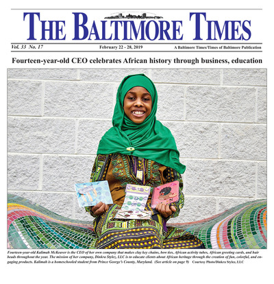 Baltimore Times - Feb 22, 2019