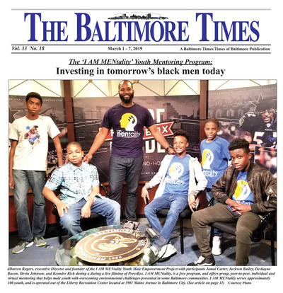 Baltimore Times - Mar 1, 2019