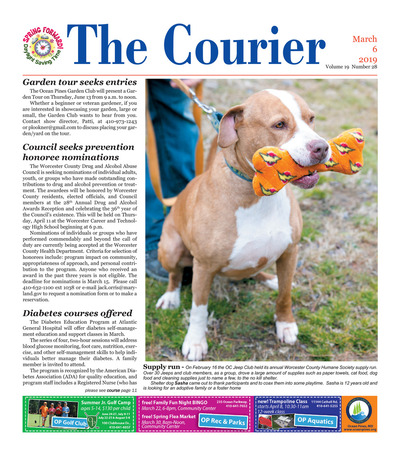 Delmarva Courier - Mar 6, 2019
