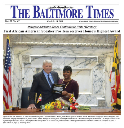 Baltimore Times - Mar 8, 2019