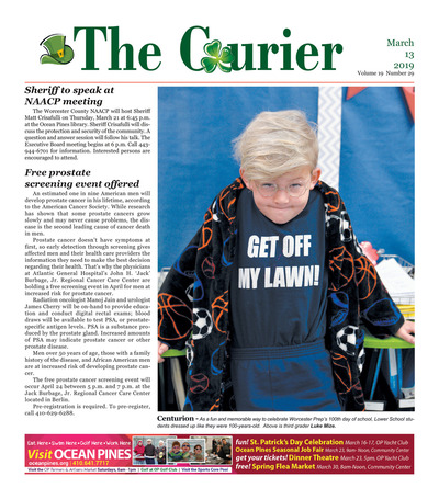 Delmarva Courier - Mar 13, 2019