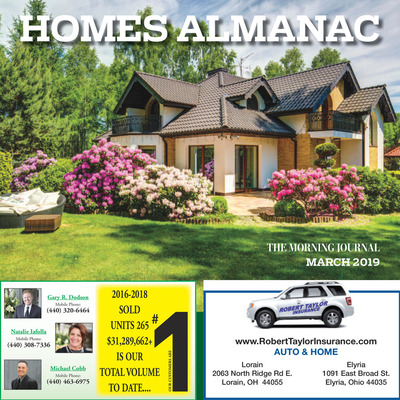 Morning Journal - Special Sections - Homes Almanac - March 2019