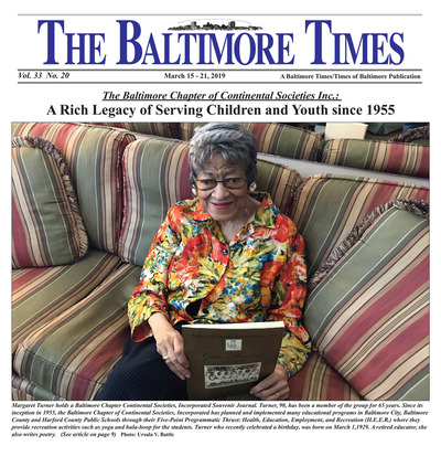Baltimore Times - Mar 15, 2019