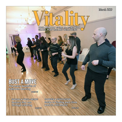 Macomb Daily - Special Sections - Vitality - March 2019