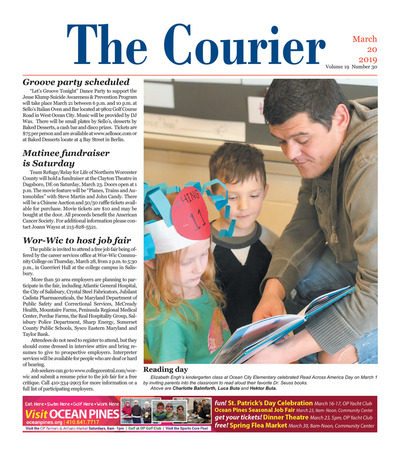 Delmarva Courier - Mar 20, 2019