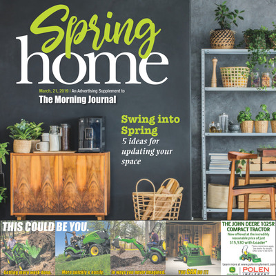 Morning Journal - Special Sections - Spring Home
