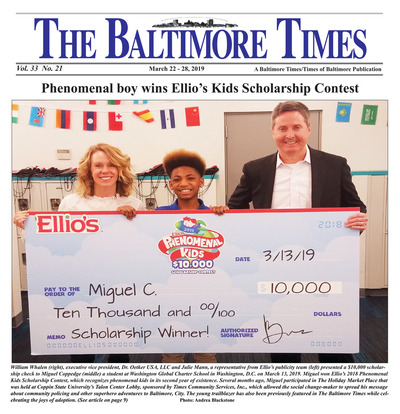 Baltimore Times - Mar 22, 2019