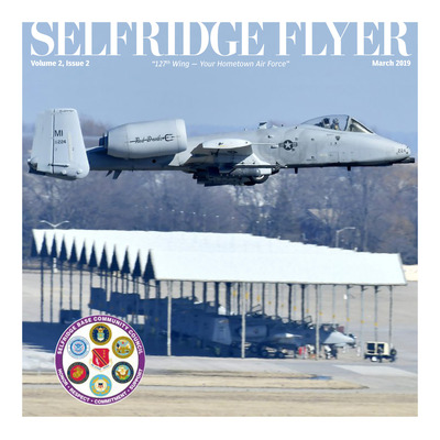 Macomb Daily - Special Sections - Selfridge Flyer - March 2019