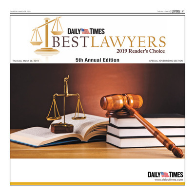 Delco Daily Times - Special Sections - Best Lawyers