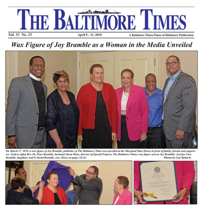 Baltimore Times - Apr 5, 2019