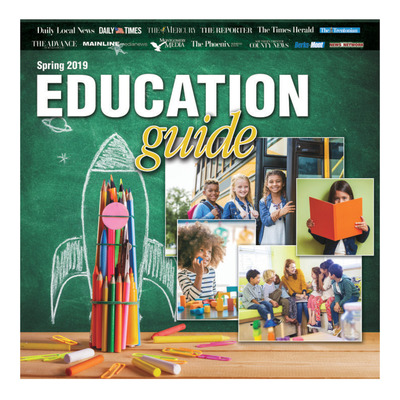 Pottstown Mercury - Special Sections - Spring Education Guide 2019