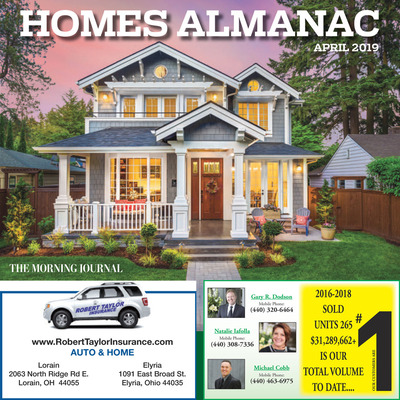 Morning Journal - Special Sections - Homes Almanac - April 2019