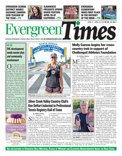 Evergreen Times - Apr 12, 2019